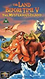 The Land Before Time 5 - The Mysterious Island [VHS]