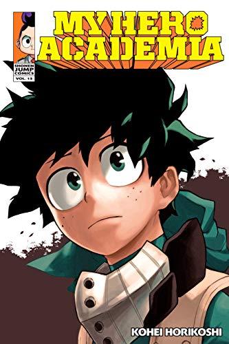 My Hero Academia, Vol. 15: Fighting Fate (English Edition) por Kohei Horikoshi