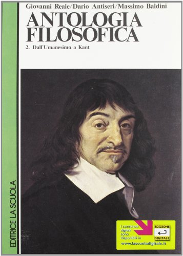 Antologia filosofica. Per i Licei e gli Ist. Magistrali: 2