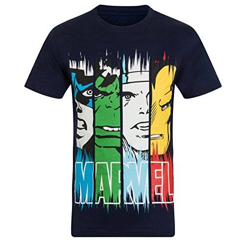 Marvel Comics Avengers Mens Avengers T-Shirt