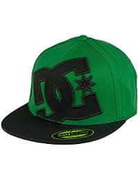 9fa6a6bfbb2 DC Shoes Flexfit 210 Premium Cap Ya Heard Kappe fern green - bitte Grösse  auswählen