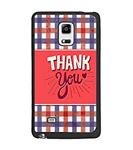 PrintDhaba Quote D-3694 Back Case Cover for SAMSUNG GALAXY NOTE EDGE (Multi-Coloured)
