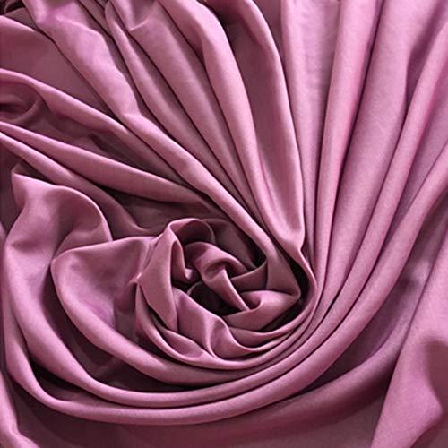 GXLO Silberfaser Strahlung Tuch Nano Stoff Anti-Strahlung für Vorhang Tuch Umstandsmode Schutzkleidung,Pink,Permeter (Strahlung Schutzkleidung)