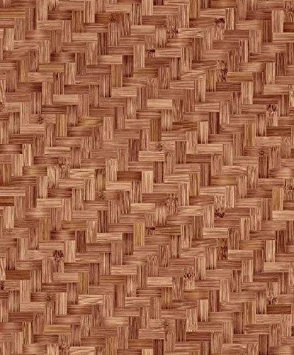 JSLCR Alfombras de bambú Wallpaper Wallpaper proyecto retro restaurante tatami Estudio ingeniería 10 * 0,53 (m),Veintidós mil ciento cinco