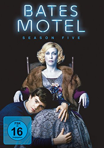 Bates Motel - Season Five [3 DVDs] (3 Bates Staffel Motel)