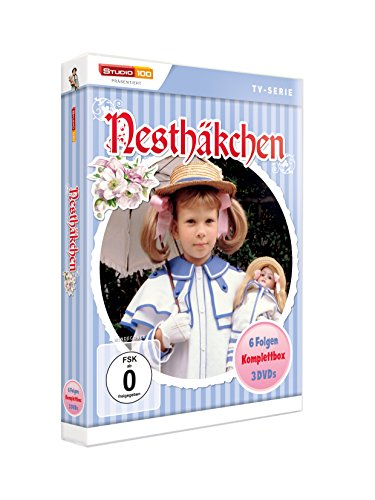 Nesthäkchen - Komplettbox [3 DVDs]: Alle Infos bei Amazon
