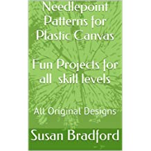 Needlepoint Patterns for Plastic Canvas (English Edition)