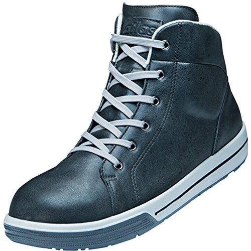 Atlante protagonista, scarpe.. Sneaker-serie per uomo. Qualità e sicurezza. Grigio (Graphit S3)