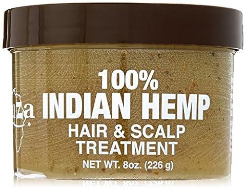 Kuza Indian Hemp Hair & Scalp Treatment - 8