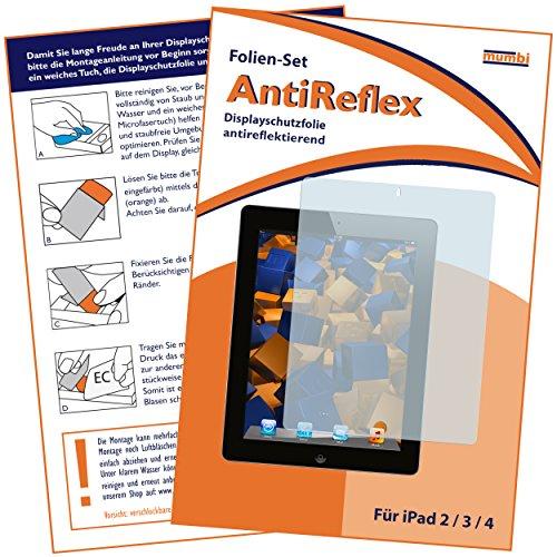 mumbi Displayschutzfolie iPad 4 / iPad 3 / iPad 2