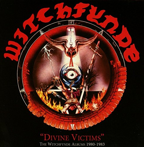 DIVINE VICTIMS: THE WITCHFYNDE ALBUMS 1980-1983 Test