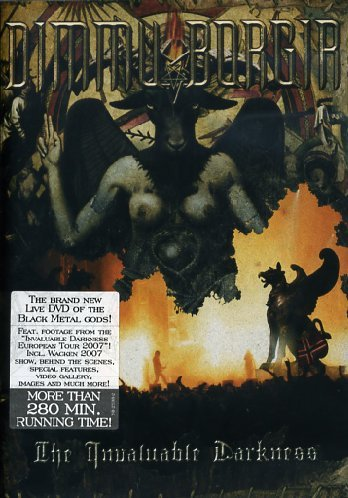 : Dimmu Borgir - The Invaluable Darkness [2 DVDs] (DVD)