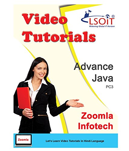 LSOIT Advance Java Video Tutorials (DVD)