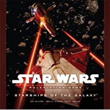 Starships of the Galaxy (Star Wars) by Owen K. C. Stephens (2007-12-18)
