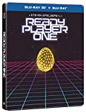 Ready Player One Steelbook 3D+2D Blu Ray [Nordic]