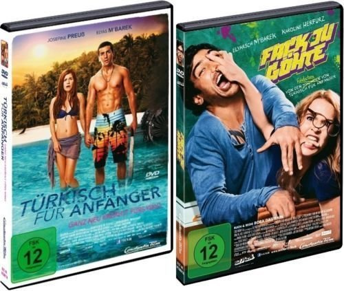 Fack ju Göhte & Türkisch für Anfänger - Der Film (2 DVDs)