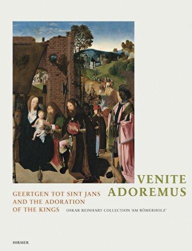 König-panel (Venite Adoremus. Geertgen tot Sint Jans und die Anbetung der Könige: Katalog zur Ausstellung im der Sammlung Oskar Reinhart