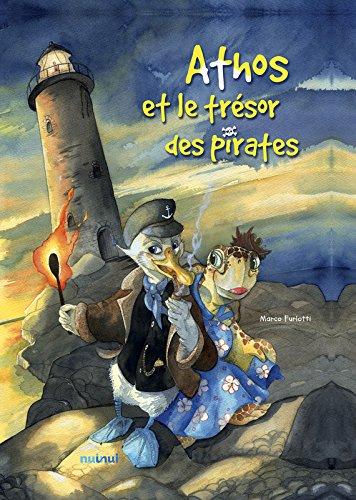 Athos et le trsor des pirates
