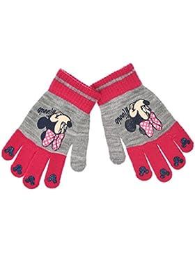 Guanti Bambino Ragazza Disney Minnie 3colori TAGLIA UNICA (3–8anni)