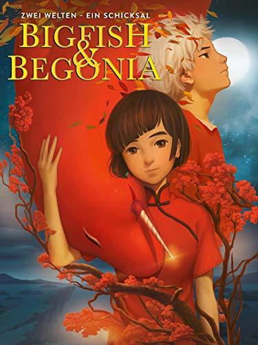 Big Fish & Begonia - Zwei Welten, Ein Schicksal - Big Fish Film