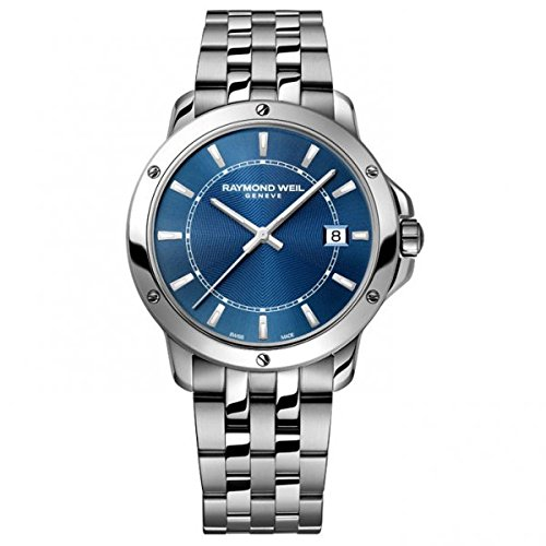 raymond-weil-mens-39mm-steel-bracelet-case-swiss-quartz-blue-dial-analog-watch-5591-st-50001