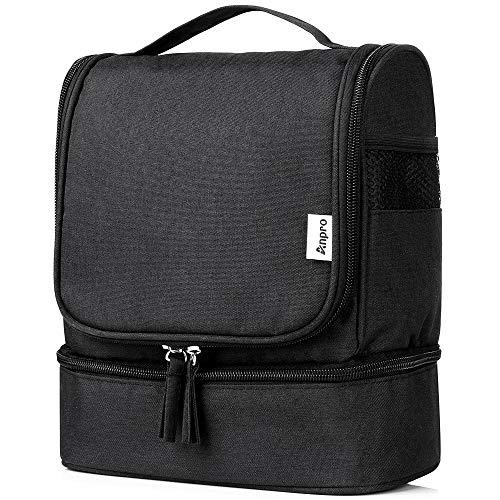 eafb3ec40f Anpro Beauty Case da Viaggio Borsa da Toilette Borsa da Viaggio Impemeabile  Ripiegabile Cosmetico Bag per