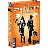 Devir - Código Secreto con imágenes, juego de tablero (BGCOSEIM)