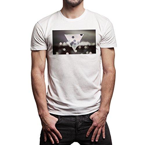 Beginning-Background.jpg Herren T-Shirt Weiß