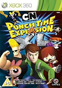 Cartoon Network Punchtime Explosion XL (Xbox 360)