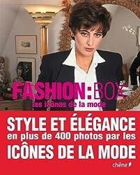 Fashion : box : Les icones de la mode