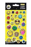 Sticker Smiley World -5b- Puffy Sticker