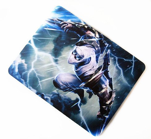 SUPER BIG/THICKEN League of Legends LOL Mousepad The Master of Shadow 'Zed' Skin