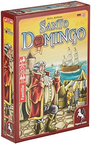 Pegasus Spiele 18145 G Santo Domingo, Jeu de Cartes | Beau Design