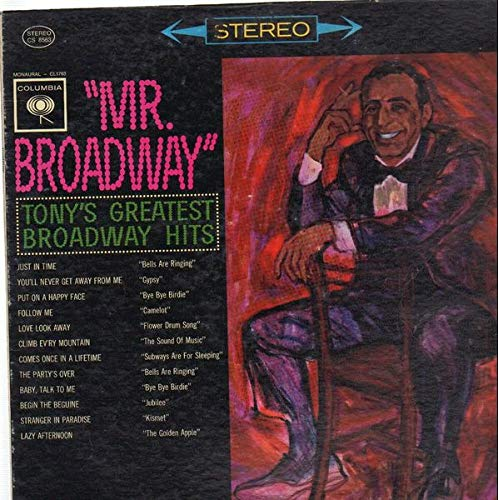 'Mr. Broadway': Tony's Greatest Broadway Hits [Vinyl LP]