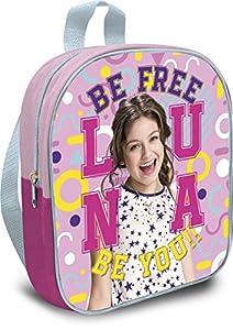Kids Licensing-sl17226-Mochila merienda-Soy Luna