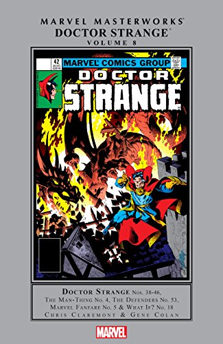 doctor-strange-masterworks-vol-8