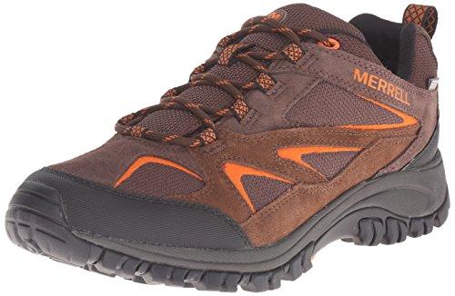 Merrell Phoenix Bluff escursionismo scarpe impermeabili Dark Brown