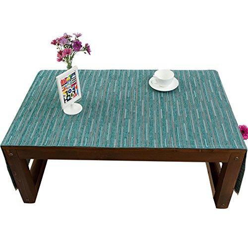 Preisvergleich Produktbild Europäischer stil chenille tischtuch rechteckig wohnzimmer tv cabinet geschirr -A 70x190cm(28x75inch)
