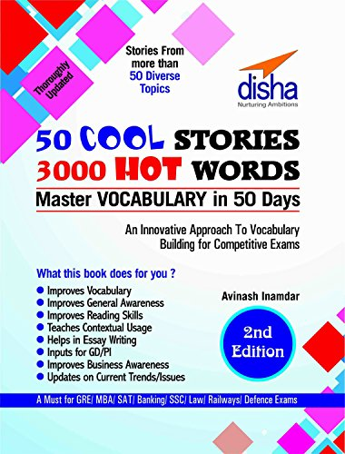50 Cool Stories 3000 Hot Words Master Vocabulary In 50 Days For