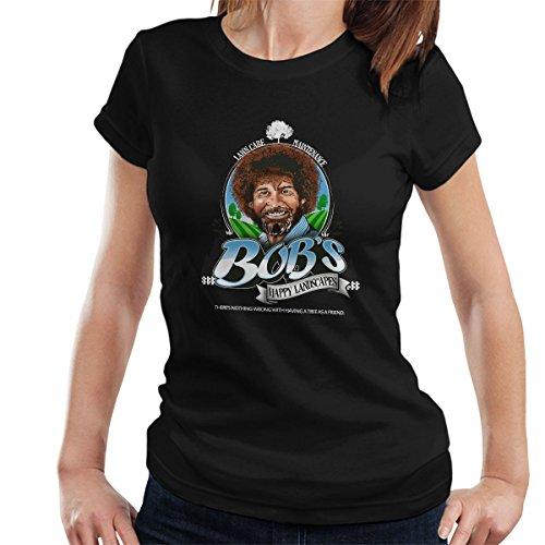 en's T-Shirt (Bob Ross Shirt)