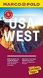 MARCO POLO Reiseführer USA West: inklusive Insider-Tipps, Touren-App, Update-Service und NEU: Kartendownloads (MARCO POLO Reiseführer E-Book)