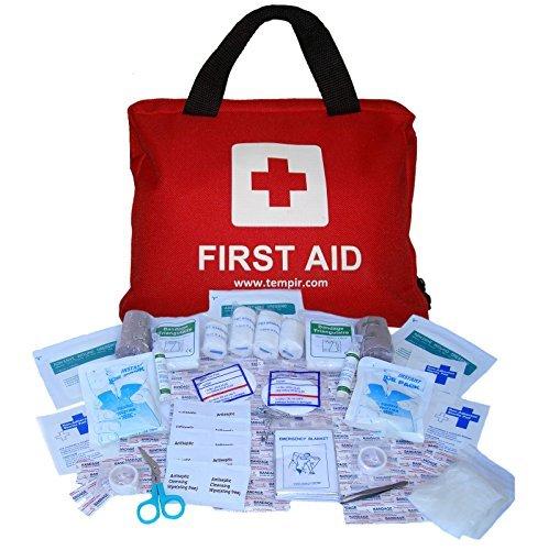 Erste-Hilfe-Set-mit-ber-100-Teilen-fr-Reisen-Auto-zu-Hause-Wohnwagen-Kampieren-berleben-und-Arbeit-Beinhaltet-Augendusche-CPR-Maske-Beatmungsmaske-Rettungsdecke-Khl-Akku-und-vieles-mehr