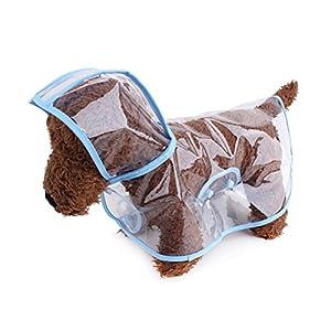 BeschreibungDas Element ist eine wasserdichte transparente pet Regenjacke PE-Folie hergestellt. Diese Regen Jacke Hilfe, Haustiere zu halten trocken und komfortabel bei nassem Wetter. Es kann Bedürfnisse Haustiere im freien Weg zu gehen, wenn es regn...