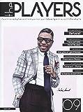 The players. Magazine. Fashion style, contemporary art, design, travel, lifestyle: 9