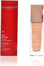 Skin Illusion Natural Radiance Foundation Spf 10 - # 110.5 Almond, 30ml/1.1oz 117-Hazelnut