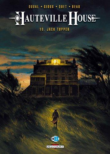Hauteville house (10) : Jack Tupper