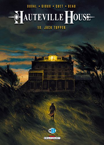 Hauteville House T10 - Jack Tupper