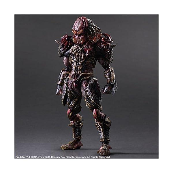 Square Enix Predator Variant Play Arts Kai Figura de acción 3