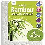 Babysom — Matelas Bébé Bambou
