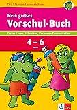 Klett Mein großes Vorschul-Buch: Erstes Schreiben, Lesen, Rechnen, Konzentration. Vorschule ab 5 Jahren (Die kleinen Lerndrachen)